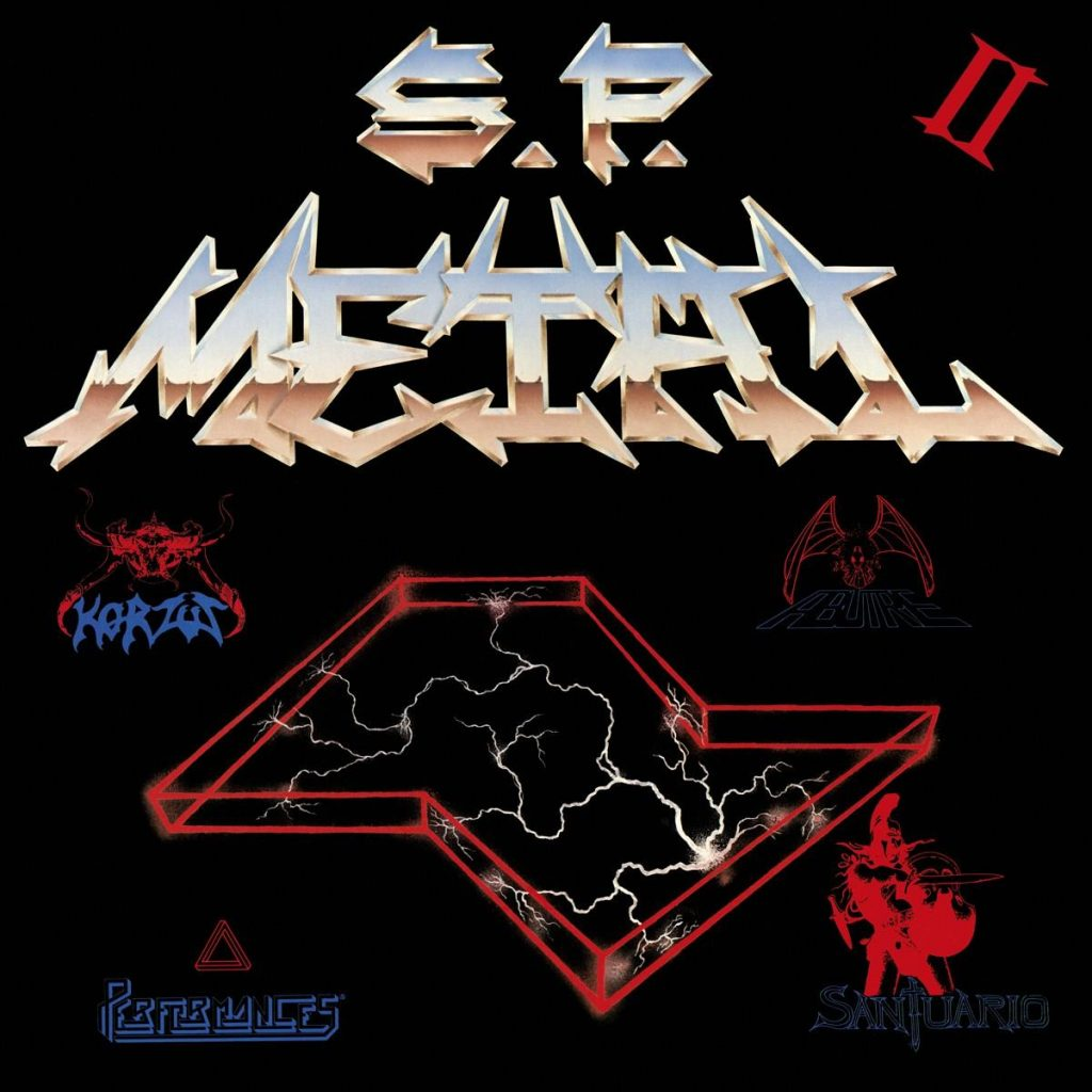 S.P. Metal II LP