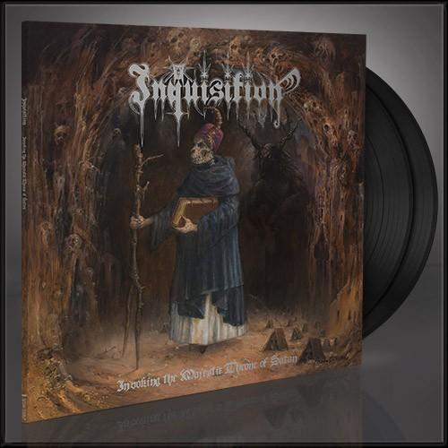 Inquisition: Invoking the Majestic Throne of Satan - Svart ...