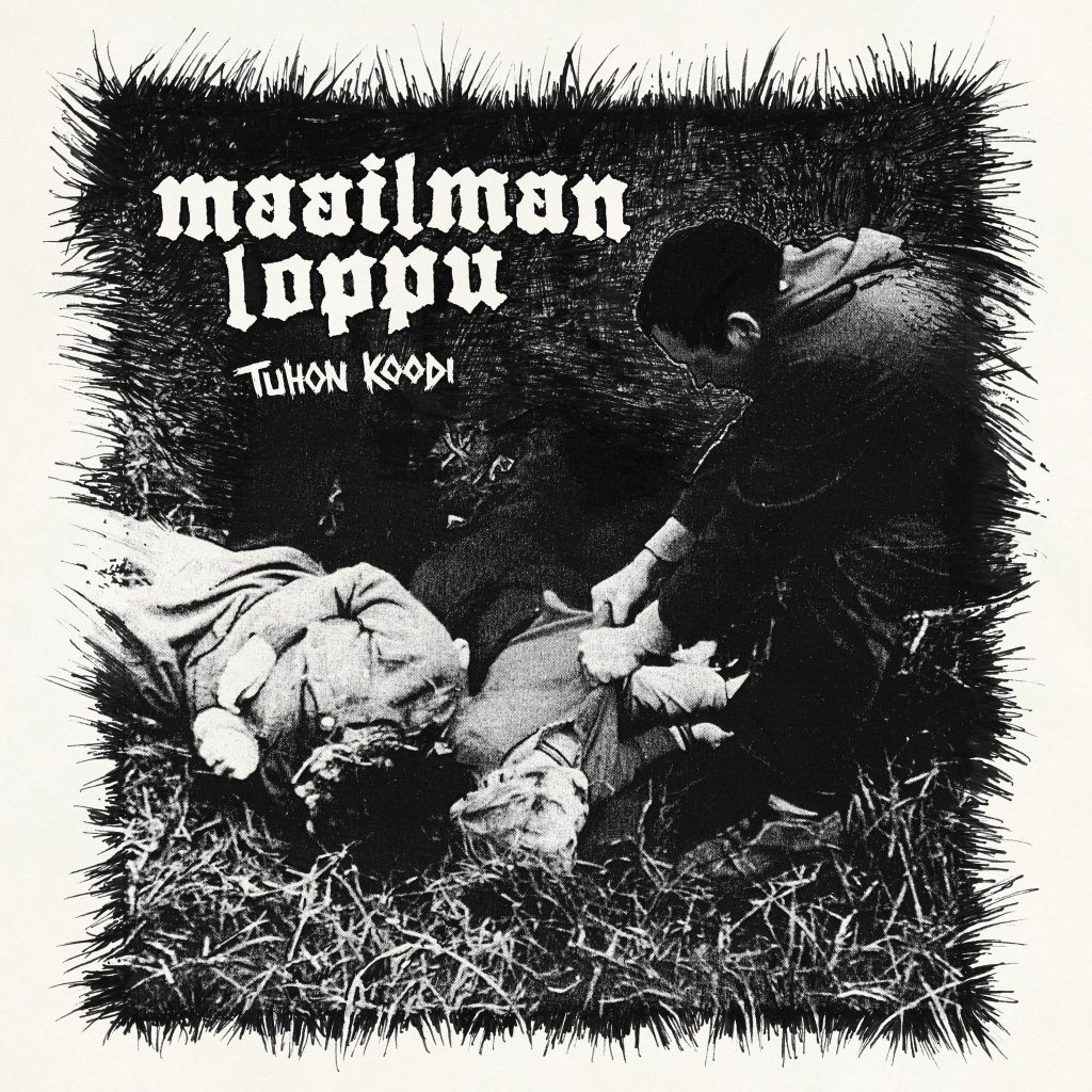 maailmanloppu s new album out on april 13th svart records